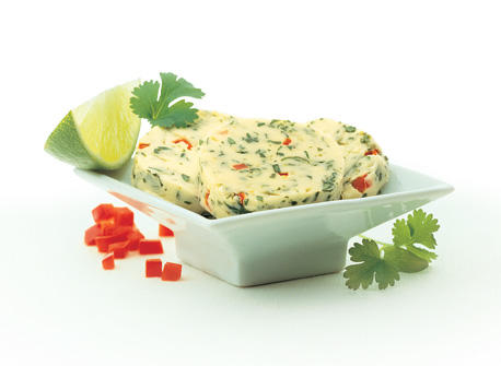 Lime and Coriander Butter Recipe