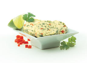 Lime and Coriander Butter