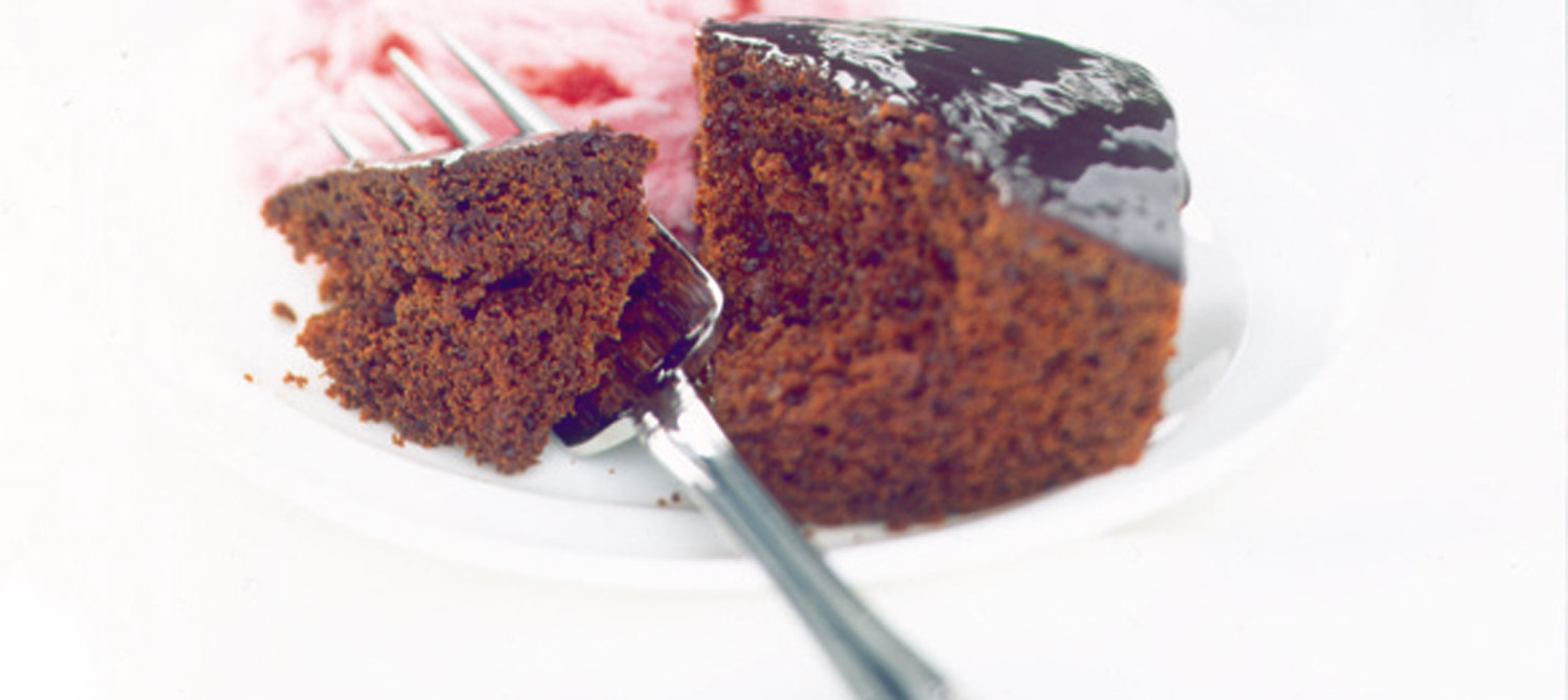 Lite And Easy Chocolate Cake