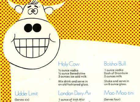 London Dairy Air Recipe