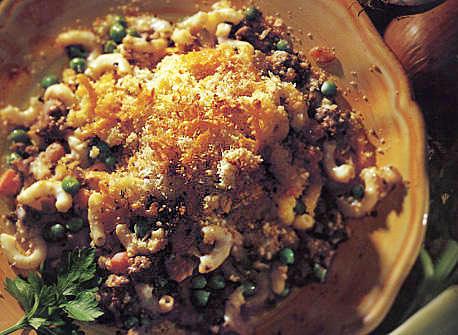 Macaroni and Ground Beef Casserole Recipe