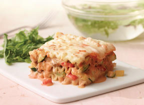 Make Ahead Veggie Lasagna