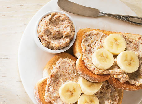 Maple-almond spread Recipe
