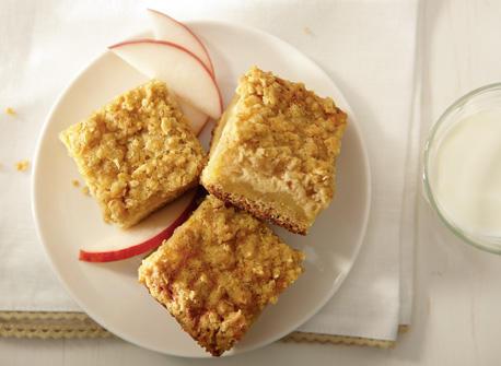 Maple and Cream Cheese Squares  Recipe