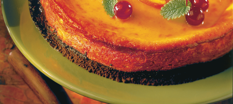 Maple Cheesecake recipe | Dairy Goodness