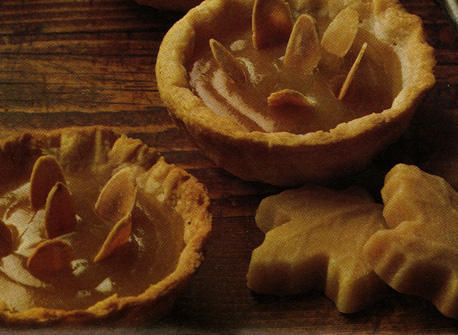 Maple Fudge Tarts Recipe