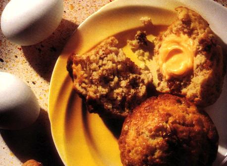 Maple Walnut Oatmeal Muffins Recipe