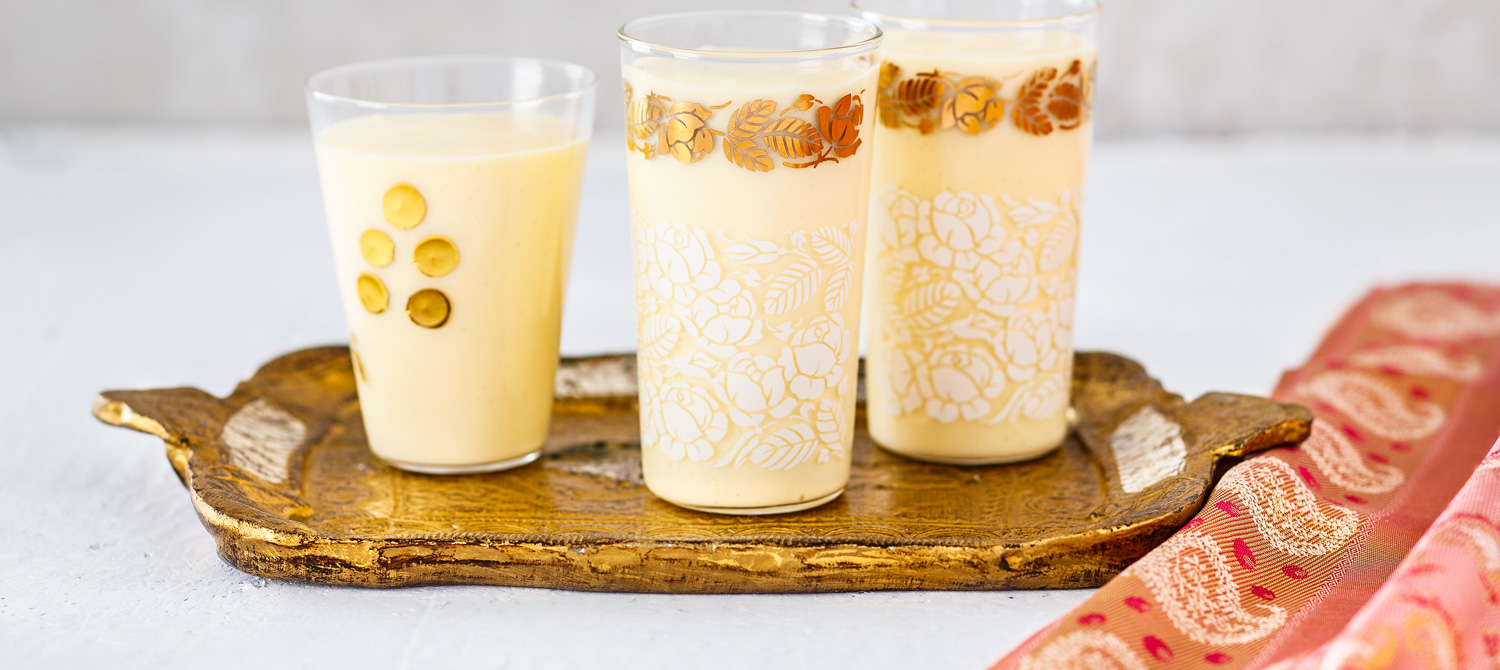 Mascarpone Mango Lassi Recipe Dairy Goodness