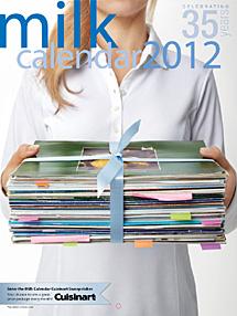 2012 Milk Calendar