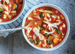Minestrone Soup Made Easy