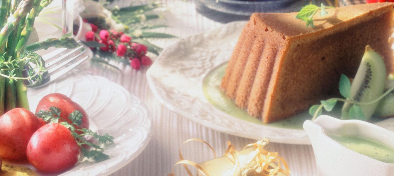 Moka Coffee Cake Recipe