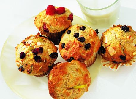 Muffin Mega-Mix Recipe