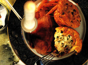 Muffin Tin Mashed Potatoes