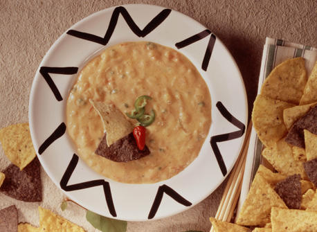 Nacho cheese dip recipes