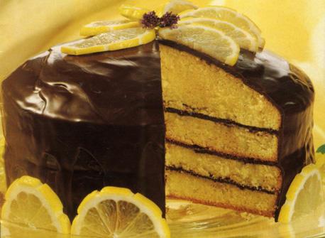 New Year S 4 Layer Lemon Cake Recipe Dairy Goodness
