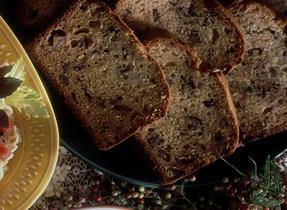 New Year's Banana Bread