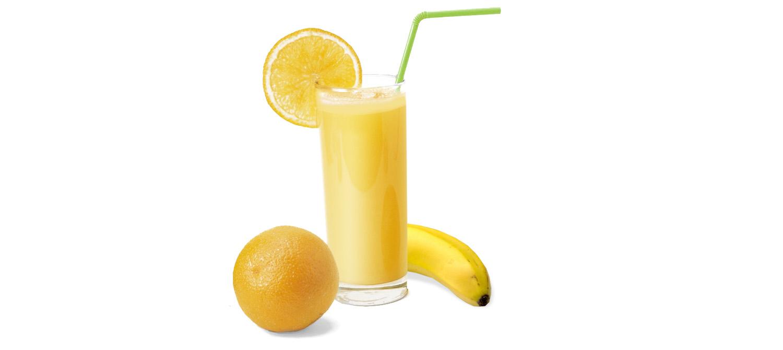 Orange and Banana Smoothie recipe | Dairy Goodness
