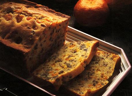 Orange Pecan Quickbread Recipe
