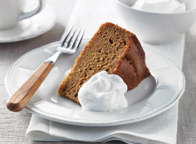 Orange Pumpkin Cake