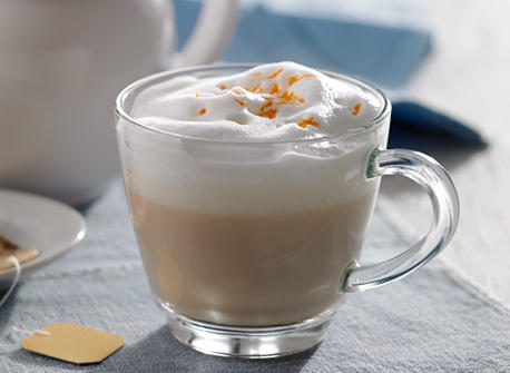 Orange-Scented London Fog Recipe