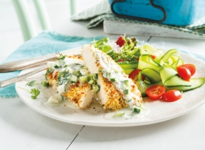 Oven-Baked Crispy Greek Chicken