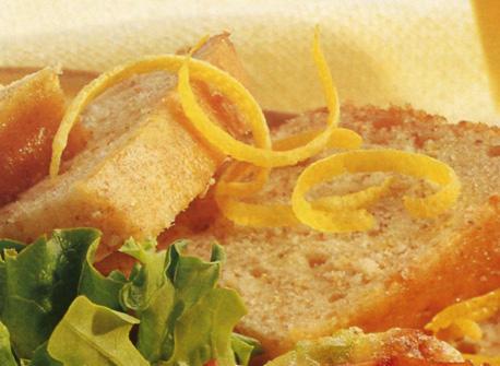Parsnip and Lemon Tea Bread Recipe