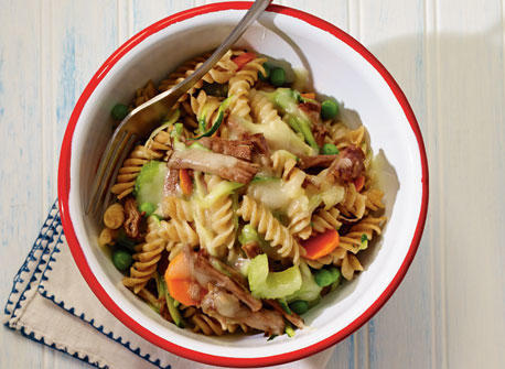 Pasta with Blade Roast and Tre Stelle® Mozzarella Recipe
