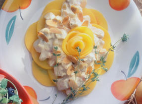 Peachy Cream Chicken