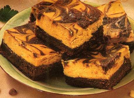 Peanut Butter Cheesecake Brownie Bars Recipe