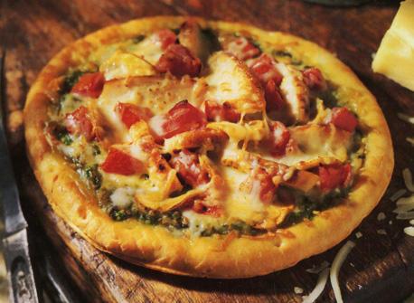 Pizza mania Recipe