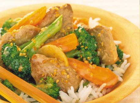 Pork and Broccoli Stir-Fry Recipe