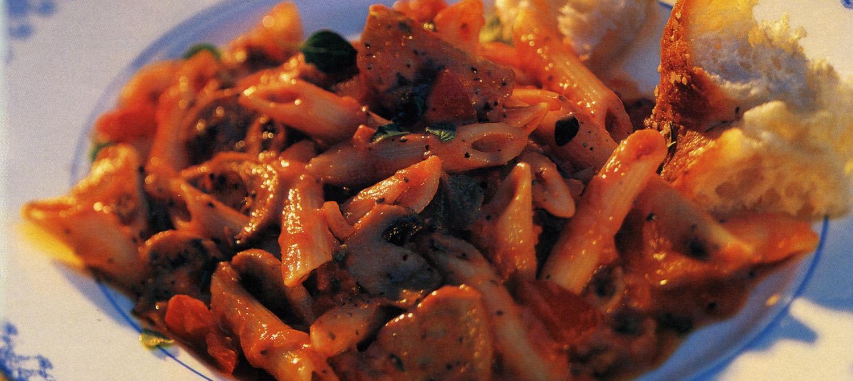 Pork tenderloin pasta recipes