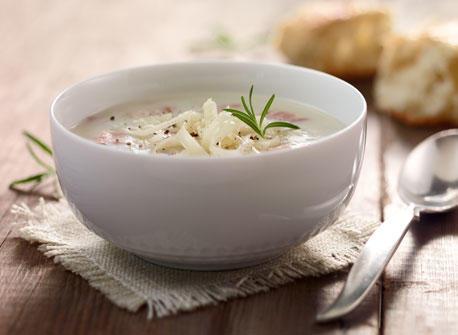 Potato Bacon Soup Recipe