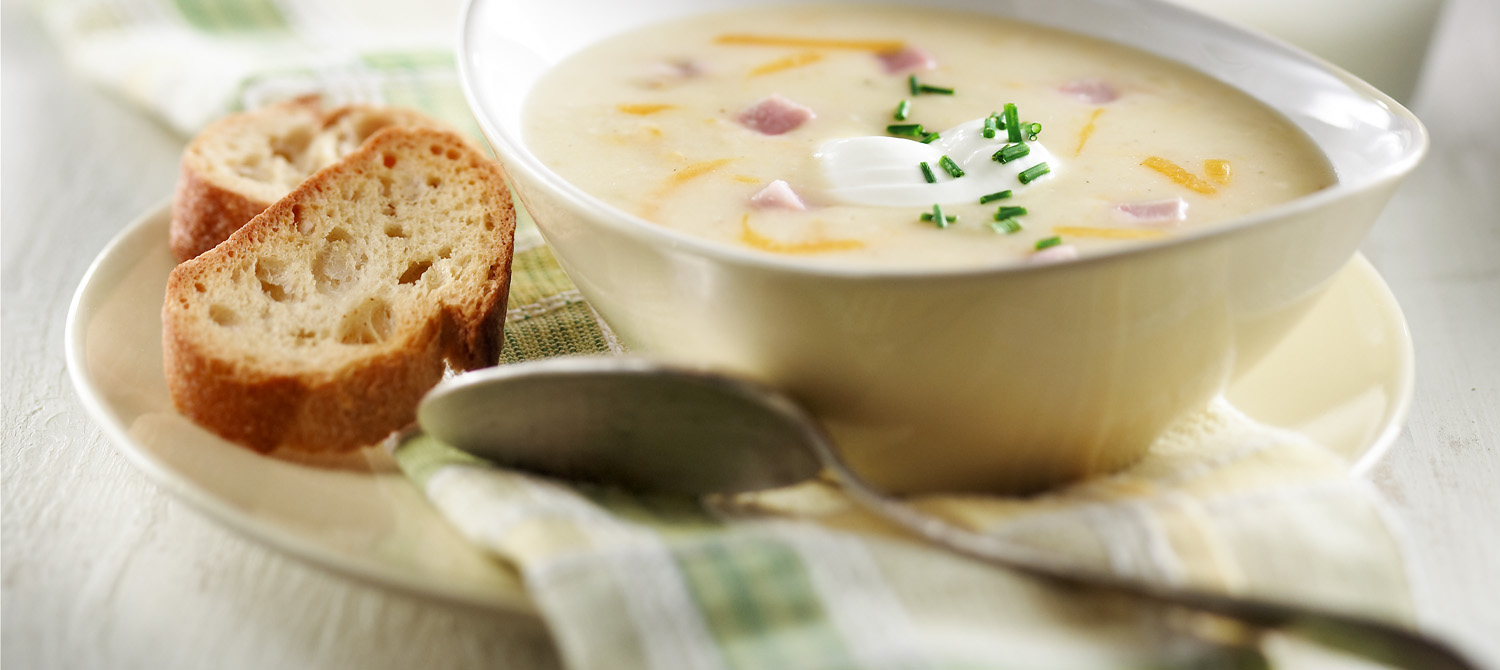 Creamy Corn and Ham Soup Creamy Cabbage Soup