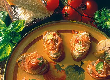 Prosciutto on Baguette Recipe