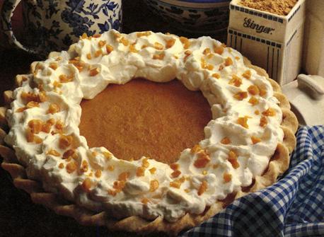 Pumpkin Pie Delite Recipe