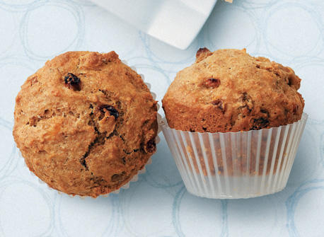 Raisin & Bran Muffins recipe | Dairy Goodness