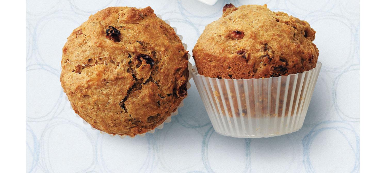 Raisin & Bran Muffins recipe | Dairy Goodness