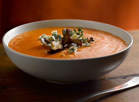 Roasted Pepper and Parsnip Soup Recipe