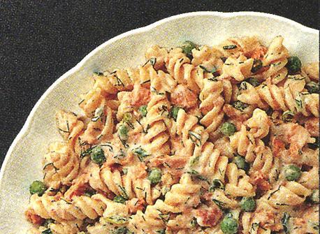 Salmon and Dill Pasta Sauce Recipe