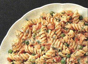 Salmon and Dill Pasta Sauce