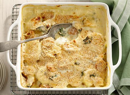 Sausage, Kale and Potato Casserole Recipe