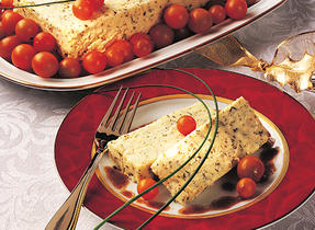 Savoury Baked Cheese Appetizer