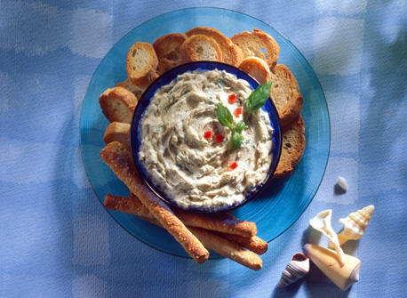Savoury Cheese Spread Recipe