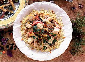 Savoury Vegetable & Turkey Medley