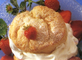 Scrumptious Strawberry Shortcakes