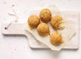 Sharp Cheddar Arancini