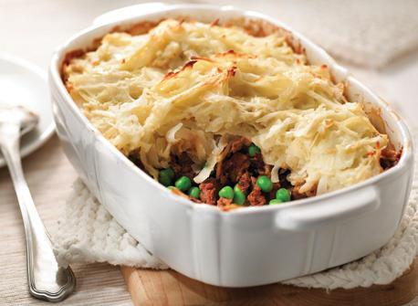 Short-Cut Shepherd's Pie Recipe