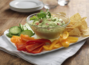 Smooth Guacamole Dip