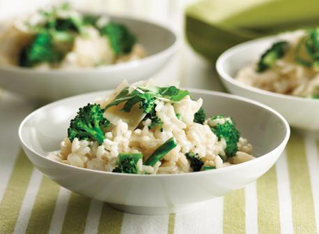 Speedy Broccoli Risotto Recipe